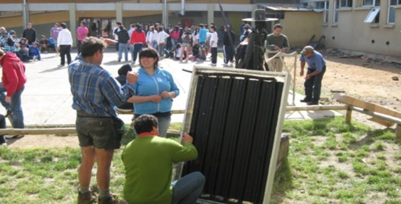 Solar Energie in Cobquecura Chile